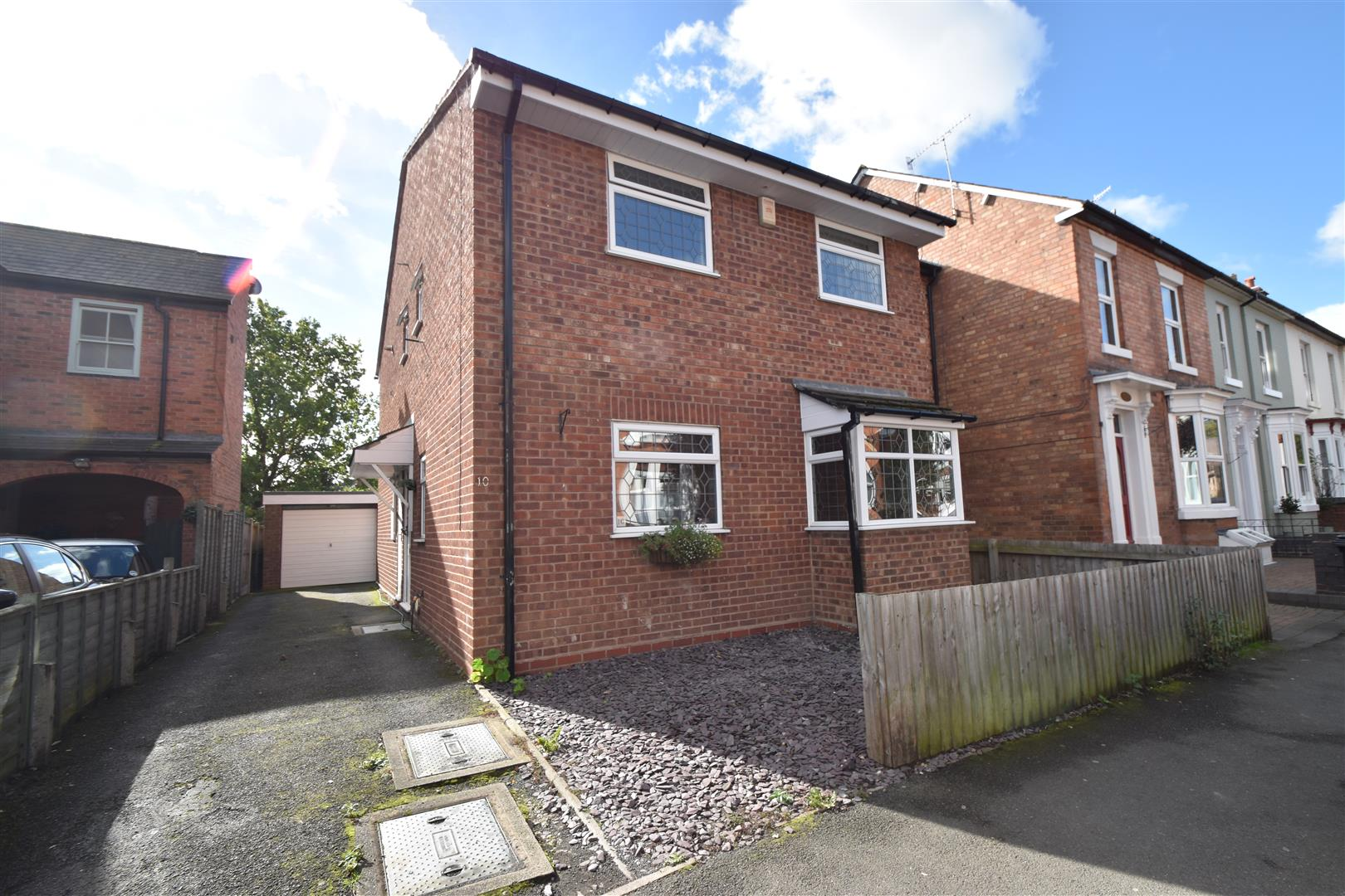 3 Bedrooms Detached House for sale in Ombersley Street West, Droitwich